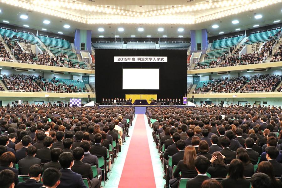 大学 式 明治 入学 大学入学式ですら新入生が全員ダークスーツという病的な日本…人生を選択できない若者たち